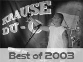 Best of Krause 2003